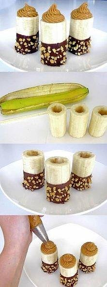 bananowy deser