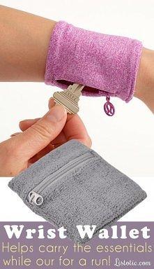 portfel na rękę