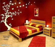 Naklejki na  ścianę - drzewo