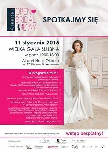 Rozdajemy zaproszenia VIP na Open Bridal Day