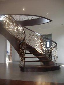 genialne schody