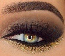 jakie piękny make-up! cudowny!