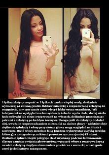 Sposób na piękne włosy!
