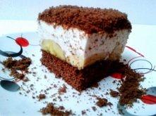 Kopiec kreta w wersji rodzinnej:) SKŁADNIKI: Biszkopt: 5 jajek szklanka cukru 2 budynie czekoladowe 2 łyżeczki proszku do pieczenia 3/4 szklanki mąki tortowej 3/4 szklanki mąki ...