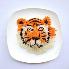Kuchnia kreatywna- tygrys