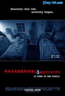 """"""" PARANORMAL ACTIVITY 3 """" Dwa lata temu furorę zrobił horror o młod..."""