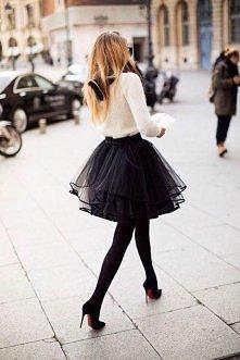 Piękna spódnica!