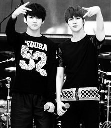 JungKook & Jin, BTS