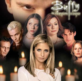 Buffy- the Vampire Slayer