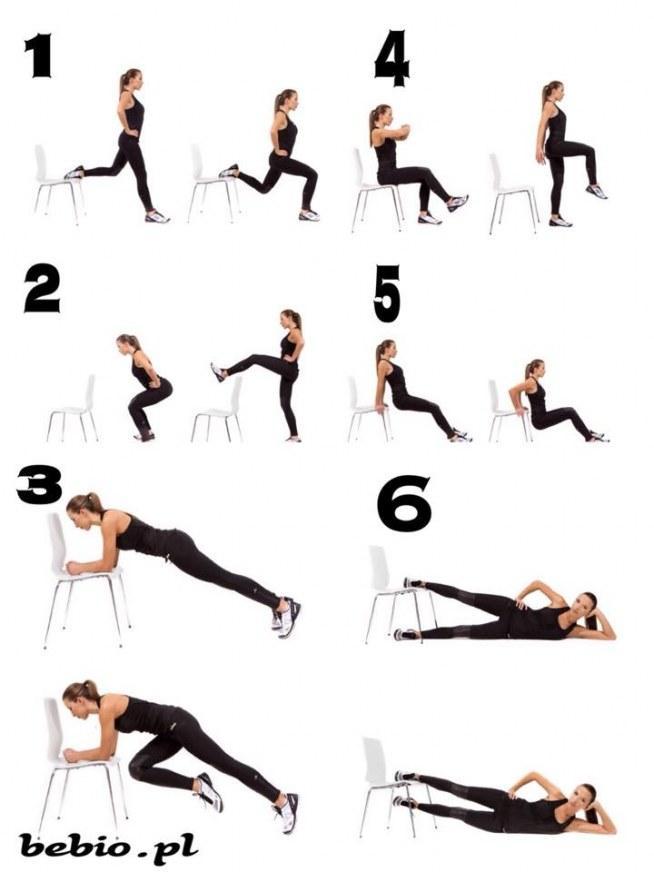 Ćwiczenia na uda aby schudnąć