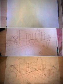 Pierwsza praca z perspektywą ;)) Niedługo skończę, ale co o tym już myślicie?? :)