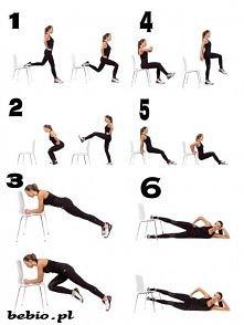Zestaw 3 Uda, wewnętrzne partie ud, brzuch i boczki.