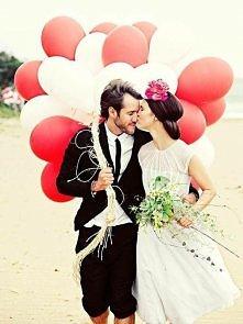 balony, pomysł na sesję :)