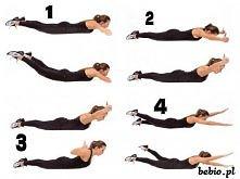 Zdrowy kręgosłup, piękne plecy, mocne pośladki i płaski brzuch.  Każde ćwicze...