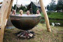 gorąca kąpiel :)