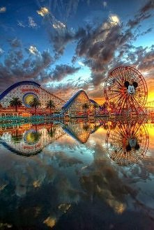 Disneyland Park, Kalifornia.