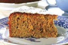 Ciasto marchewkowe. Takie łatwe i proste w wykonaniu, a jaki pyszne :)