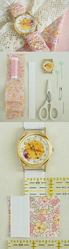 Pasek do zegarka