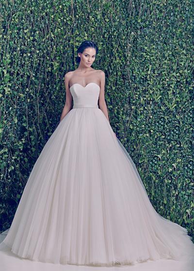 Bajkowa suknia ślubna <3