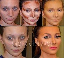 Jak profesjonalnie wycieniować twarz