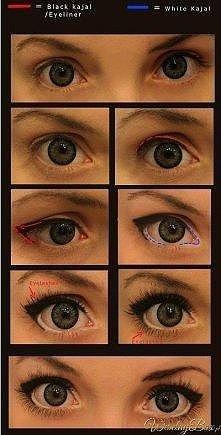 maksymalne powiększenie oczu