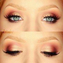 Propozycja makijażu na studniówkę / karnawał / imprezę, zapraszam! blog - kitulec beauty blog kanał yt - kitulecmakeup
