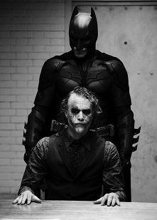 Batman i Joker <3