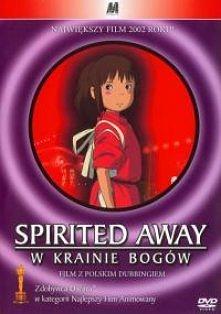 """film """"SPIRITED AWAY"""" Rodzina Chihiro musi przeprowadzić się do nowego domu. Po drodze gubią się w lesie i trafiają do dziwnego miejsca przypominającego opuszczone weso..."""