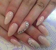 *_* cudeńka paznokcie akrylowe
