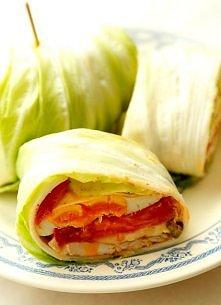 Warzywna kanapka