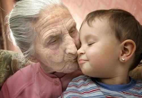 babcia zawsze pomoże <3