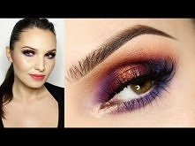 ✴ RUSTY SUNSET - Kolorowy makijaż karnawałowy ✴