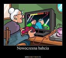 nowoczesna babcia