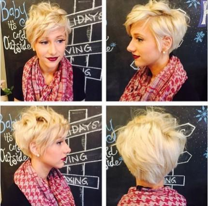 Pixie Cut Na Fryzury Make Up Zszywkapl