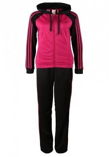 adidas Performance - Adidas Performance YOUNG KNIT SUIT Dres pink buzz