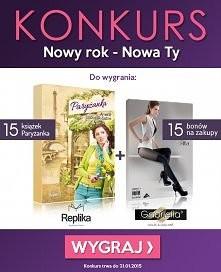 """♡ Konkurs """"Nowy Rok- Nowa Ty"""" ♡  Drodzy Zszywkowicze,  często wraz z nadejści..."""
