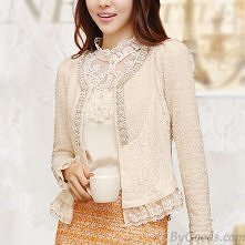 coat lace