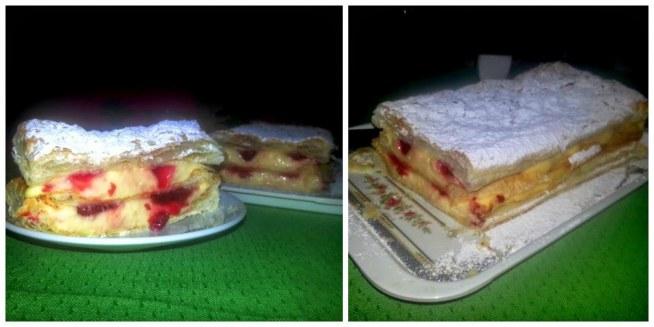 Dziś dzień babci!! Kto jeszcze nie miał okazji odwiedzić swojej może się zrekompensować przynosząc kawałek pysznego ciasta - polecam bardzo łatwą i szybką kremówkę:)  Przepis znajdziecie po kliknięciu w zdjęcie   Jeśli spodobał Ci się przepis zajrzyj na facebooka: bo lubię jeść - tam znajdziesz więcej inspiracji