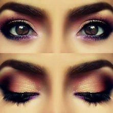 niesamowity makijaż ^^
