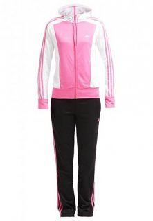 adidas Performance - Adidas Performance NEW YOUNG Dres white/solar pink/black