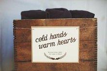 Zimowe podarunki dla gości