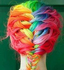 Wszystkie kolory tęczy ^^