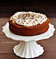 Ciasto czekoladowe z amaret...