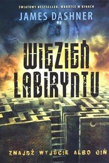 Więzień Labiryntu to pierwszy tom bestsellerowej trylogii porównywanej do Igrzysk Śmierci czy serii Gone. Dla wielu czytelników jest to najlepsza trylogia od czasu Igrzysk Śmier...