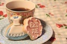Ciasteczka z Alicji w Krainie Czarów