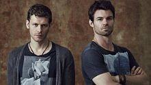 Klaus i Elijah ♥