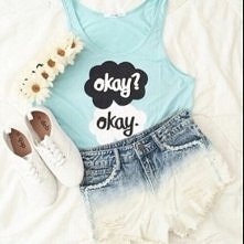 """coś dla fanek: """"The Fault In Our Stars""""♥"""