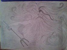 Posejdon- władca wód i mórz (mitologia grecka).