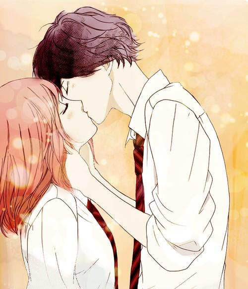 Szkoda, że w anime nie było żadnej takiej sceny, a czasami było już tak blisko...