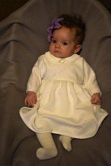 sukieneczka dziecięca szyta...